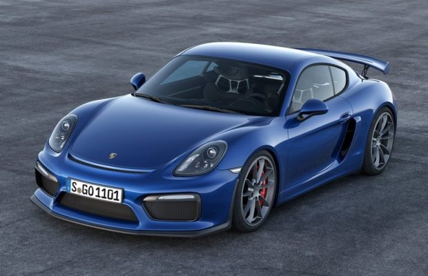 Porsche-Cayman_GT4